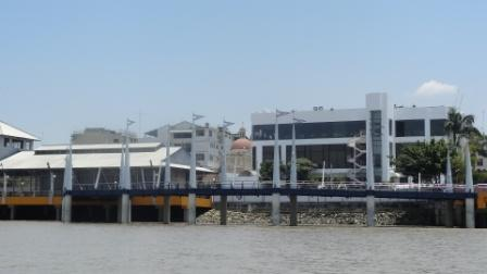 Guayaquil-Fischhalle